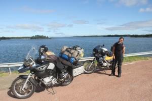Finnland_Motorrad