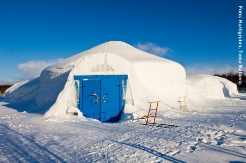 Kirkenes-Schneehotel