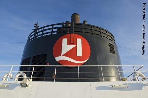 Postschiff reise norwegen