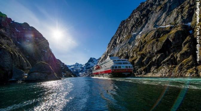 Hurtigruten Postschiffreisen Norwegen