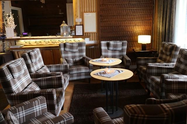 Wildnis Hotel Lappland