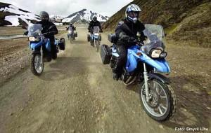 Island Motorradreisen