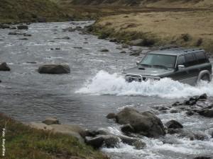 Island Reise Jeepsafari
