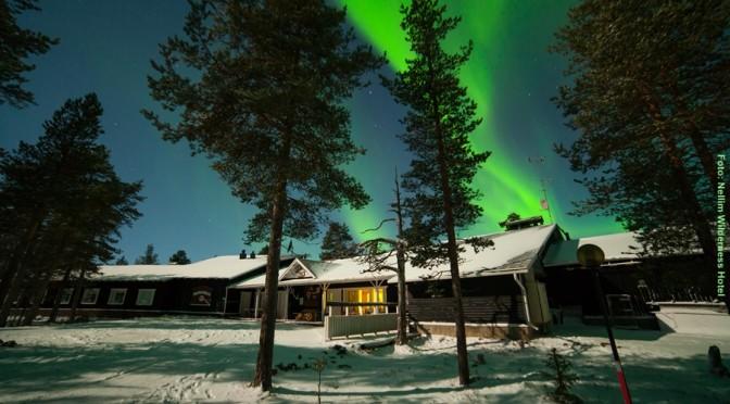 Flug Und Hotel In Lappland Finnland