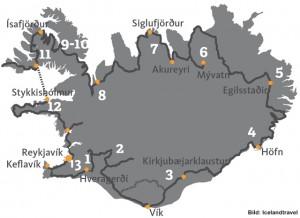 Islandreise mit Mietwagen