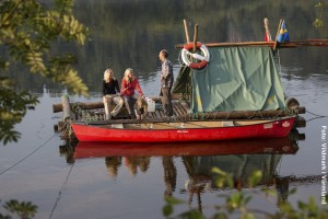Schweden Floßfahrten