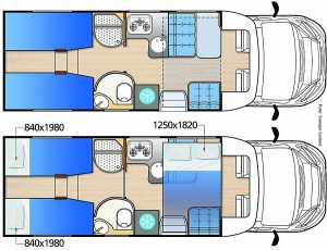 Island Wohnmobil