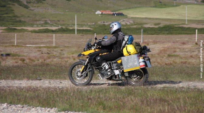 Island Motorrad Flugreisen