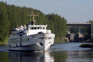 Saimaa Kanal Russland