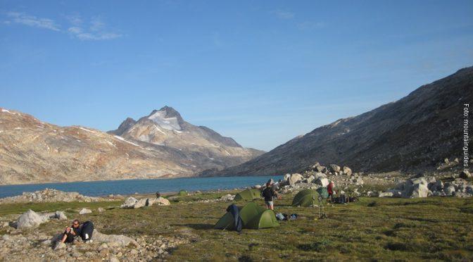 Grönland Reisen Sommer