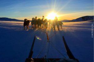 Groenland Reisen Winter