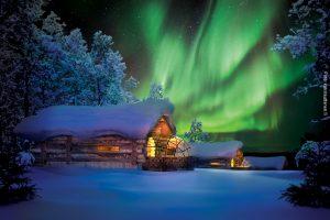 Glasiglus Finnland