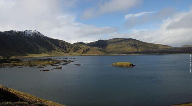 Landmannalaugar Trail Island