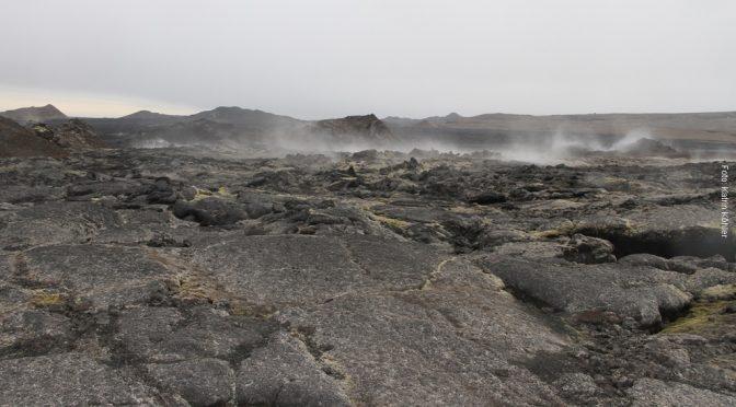 Wanderreise der Vulkanwanderweg