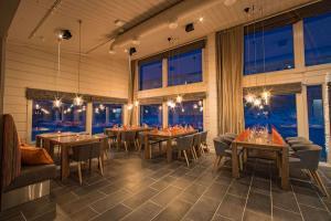 Lapplandreise Utsjoki-Hotel-Restaurant