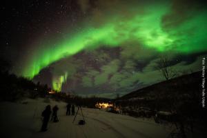 Nordlichter-Reisen Lappland Utsjoki