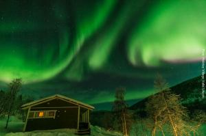 Nordlichter Reise Lappland Utsjoki