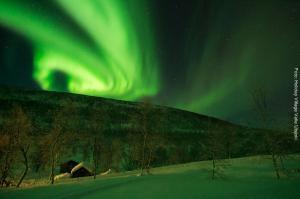 Nordlichter Reisen Lappland Utsjoki