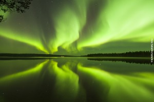 Nordlichter Rovaniemi