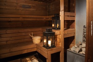 Wildnis Huette Sauna