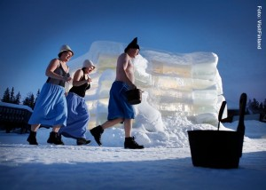 Finnland_Eis-Sauna