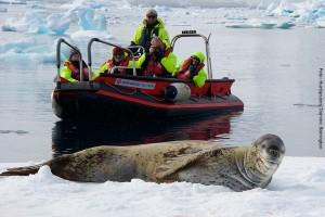 Antarktis Polarcircle Boot
