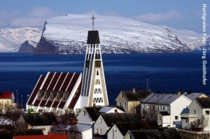 Norwegen_Hammerfest