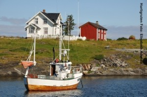 Norwegen-Vega-Archipel