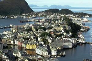 Norwegen_Alesund