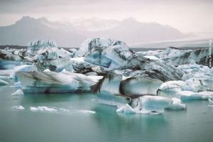 Island Gletscherlagune Jokulsarlon