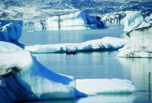 Island Gletschersee
