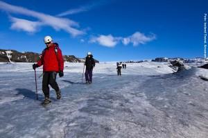 Island Gletscherwanderung
