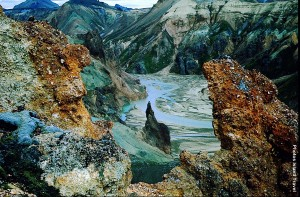 Island_Rhyolite-Berge_Islandreise