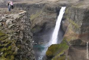 Islandreise_Haifoss