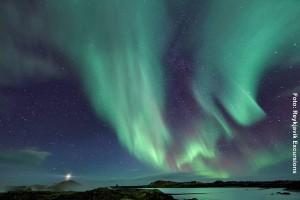 Polarlichter_Island