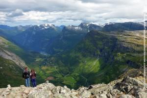 Norwegen_Dalsnibba-