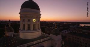 Helsinki-am-Abend