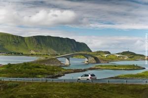 Norwegen-Atlanitkstrasse