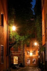 Stockholmreisen Altstadt