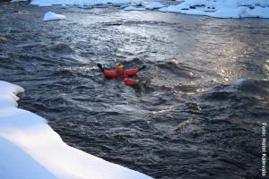 Winterschwimmen