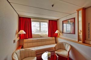 Island Kreuzfahrt Suite