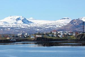 Island Schiffsreise Djupivogur
