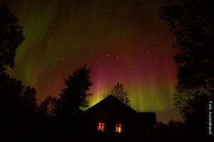 Lappland_Nordlichtreise