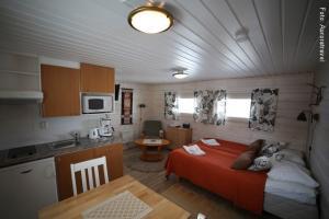 Lapplandreisen_Apartment
