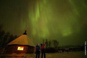 Winterreise_Lappland_Nordlicht2
