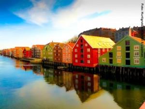 Hurtigruten Landausflüge Trondheim