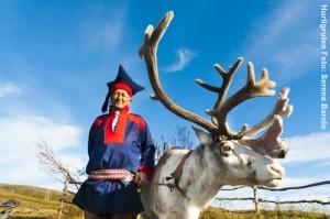 Hurtigruten Landausflüge Lappland