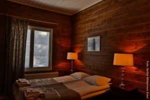 Wildnis Hotel Nellim Inarisee