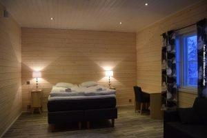 Muotka Suite mit Sauna