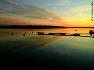 Finland_Sonnenuntergang_Repovesi